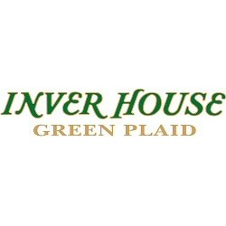 Inver House Green Plaid...