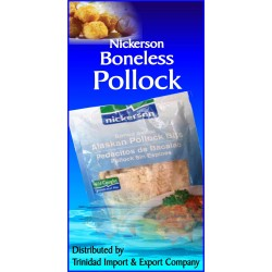 Nickerson Boneless Pollock...